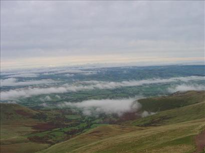 View from Corn Du